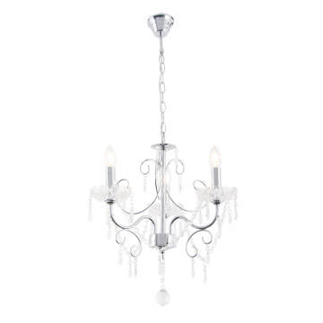 Chandelier Ch388/3 Chrome