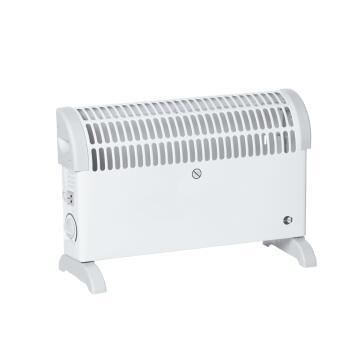 Convect Heater 1500W Wht & Grey