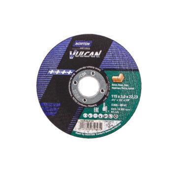 Cutting disc 115x3x22,2mm C30R-Bf41 VULCAN Stone