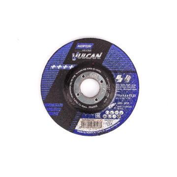 Cutting disc 115x6.4x22,2mm A30S-Bf27 VULCAN Metalinox