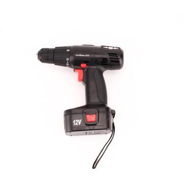 Cordless drill PRACTYL 12V 1 bat Ni-Mh 1.2Ah