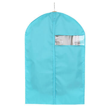 Suit cover polyester sky blue 60X90cm