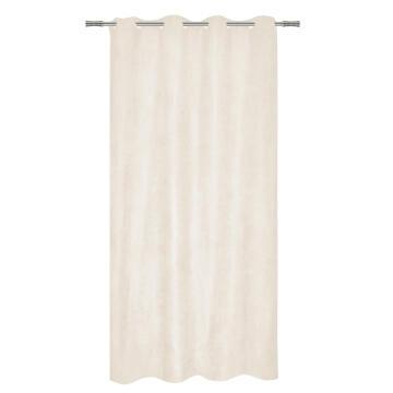 Curtain Eyelet Manchester Ivory 140x280cm