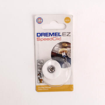 Sc Polishing Pad Round Soft 25Mm Dremel