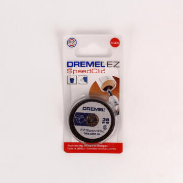 Sc Plastic Cutting Wheels (X5) Dremel
