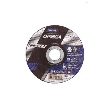 Cutting disc A36W-115x2.5x22,2mm-T41 OMEGA