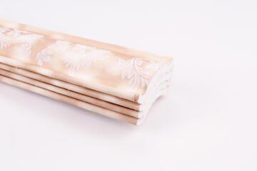 Cornice Brown Flower 4pc 2.5m Value Pack