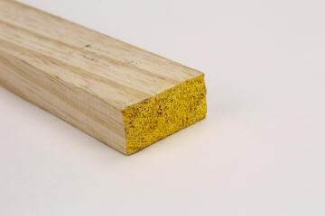 Wood Strip PAR (Planed-All-Round) Pine-22x44x2400mm