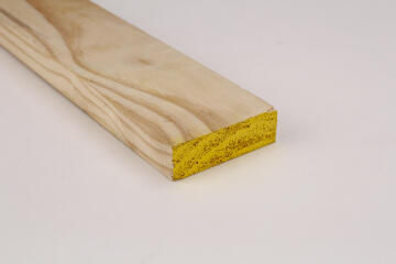 Wood Strip PAR (Planed-All-Round) Pine-22x69x2400mm