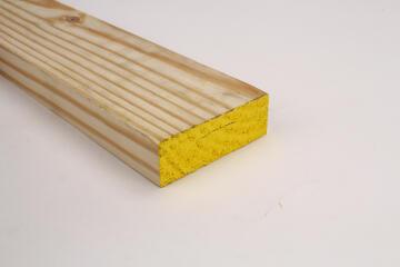 Wood Strip PAR (Planed-All-Round) Pine-32x94x2400mm