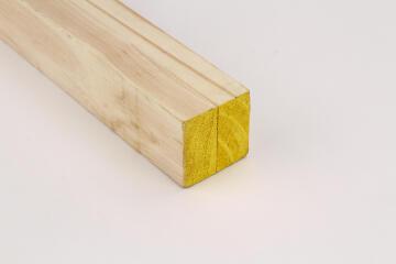 Wood Strip PAR (Planed-All-Round) Pine-44x44x2400mm