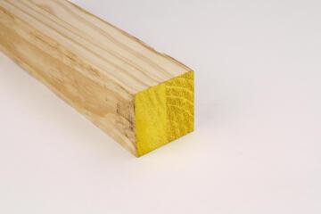 Wood Strip PAR (Planed-All-Round) Pine-69x69x1800mm
