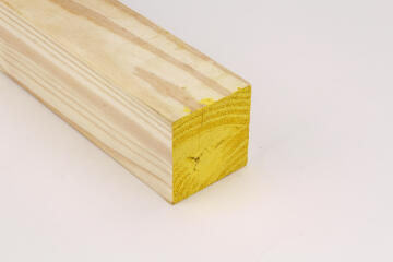 Wood Strip PAR (Planed-All-Round) Pine-69x69x2400mm