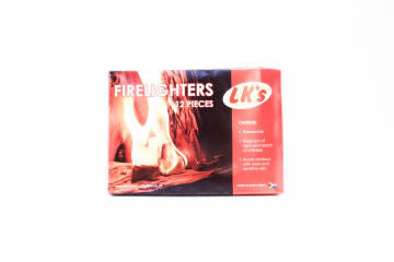 Lk'S Firelighters (12-Blocks)