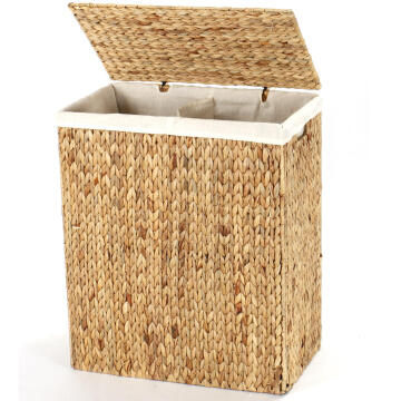 Laundry basket foldable SENSEA Bamboo