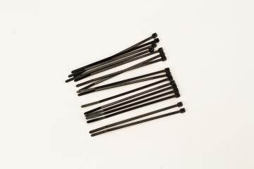 Cable tie 100x2.5mm HELLERMANNTYTON black x100