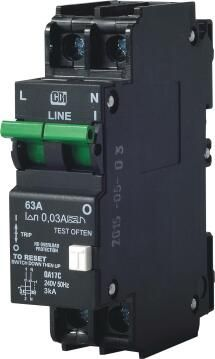 Earth Leakage without overload protection 63A CBI ELECTRIC