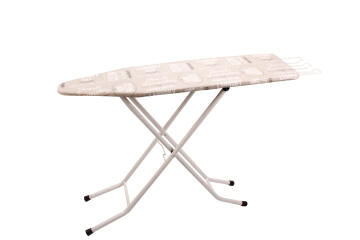 Ironing board wooden top RETRACTALINE large free standing