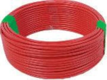 House wire 2.5mm x 500m red by meter