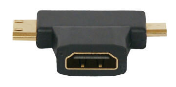 HDMI CABLE F / MICRO & MINI HDMI