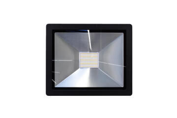 Led Floodlight 100W Black