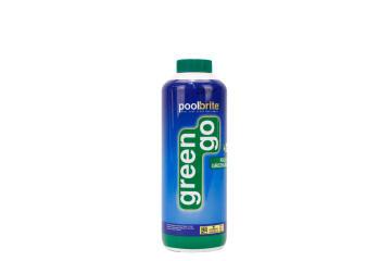 Green Go Algaecide 1l POOLBRITE