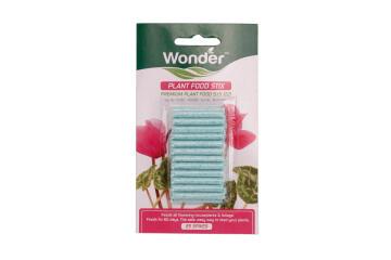 Fertiliser plant food stix WONDER 25 per pack