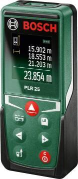 Laser Measure BOSCH Plr 25 25M