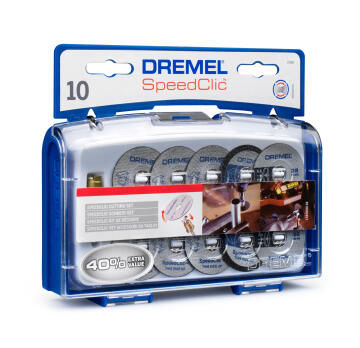 Speedclic Accessory Set Dremel