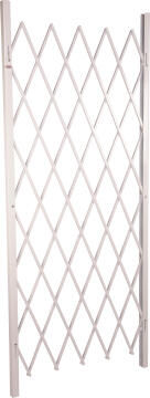 Saftidor security gate type A 840(w)x2000mm(h) white xpanda