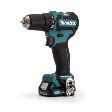 Cordless drill MAKITA DF332DSYE Brushless 12V 2 bat Li 1.5 Ah