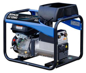Welder generator SDMO WELDARC 200