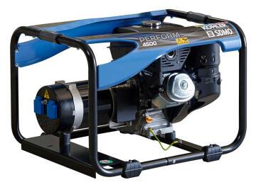 Generator SDMO Perform 4500 4KW OHV
