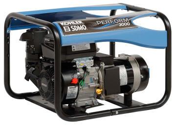 Generator SDMO Perform 3000 3KW OHV