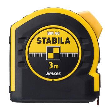 Pocket tape measure STABILA BM 40 3m
