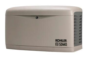 Gas generator SDMO RESA 14 EC