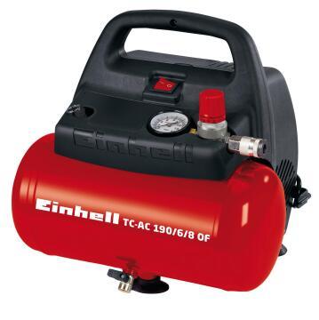 Air compressor EINHELL TC-AC 190/6/8 OF 8L