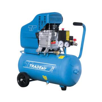 Air compressor TRADE AIR 1.5HP MCFRC100 24L