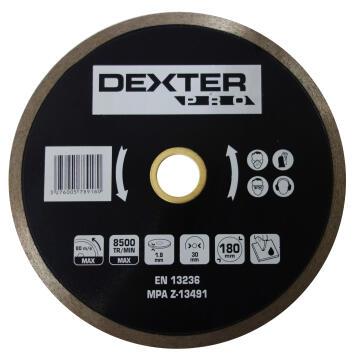 Cutting blade disc DEXTER PRO BI 180mm