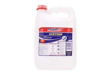 Acetone POWAFIX 5 litres