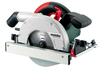 Circular saw plundge cut METABO KSE55 1200W 160mm