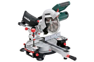 Sliding mitre saw METABO KGS 216 crosscut 216mm 1500 Watts