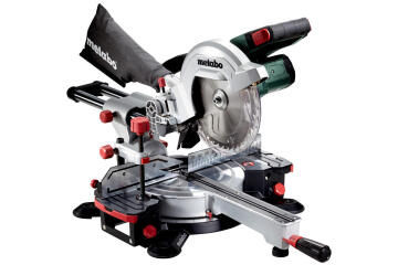 Sliding mitre saw cordless METABO KGS 18 LTX 216 216mm 18V bare