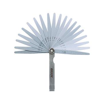 Feeler gauger ACCUD lenght 0.05 - 1mm