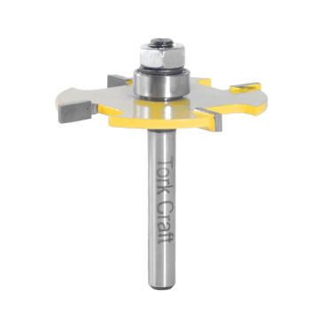 Router bit TORKCRAFT biscuit joint 4mm