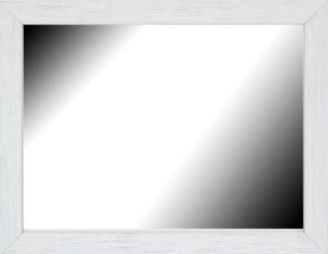 MIRROR 45X55 WHITE