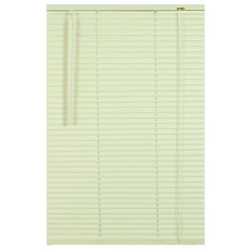1st Price Venetian Blind PVC Ivory 40x130cm