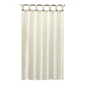 Curtain Charlina Beige 140x260cm
