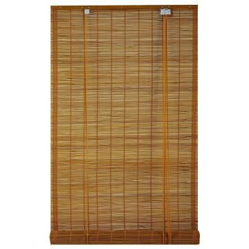 Roll Up Blind INSPIRE Bamboo Djibouti Caramel 120x230cm