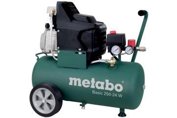 Air compressor METABO BASIC 250-24 W 24L